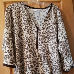 Cathy Daniels Sweaters - 3/4 sleeve sweater